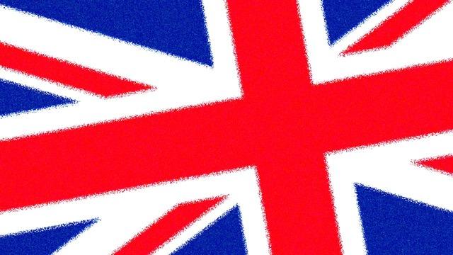 United kingdom union flag.