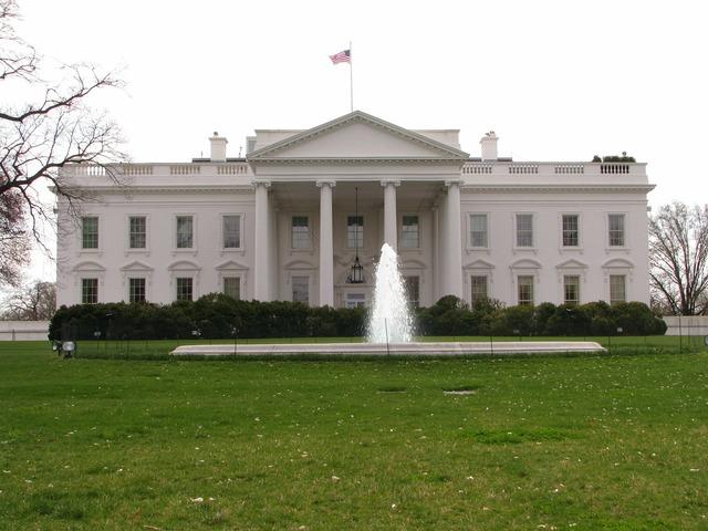 United states white house washington, places monuments.