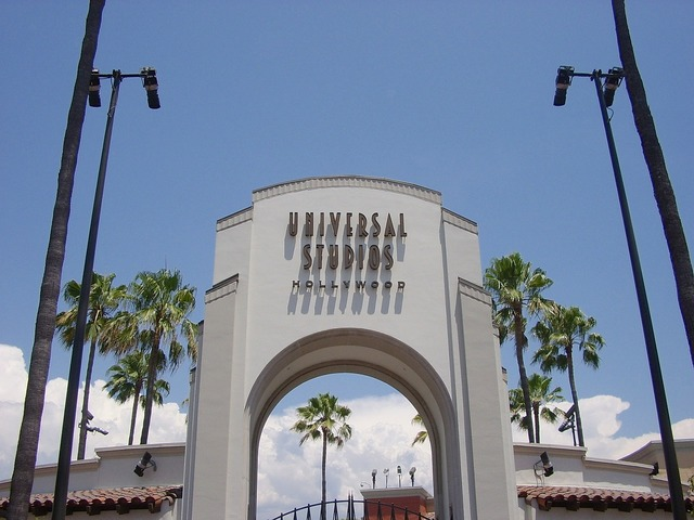 Universal studios hollywood california, places monuments.
