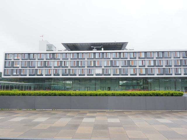 Universitätsklinikum ulm universitätsklinik ulm, architecture buildings.