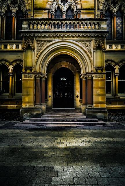 University of adelaide australia campus, education.