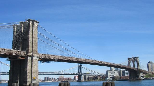 Usa bridge new york.