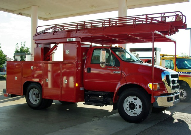 Usa california fire truck, transportation traffic.