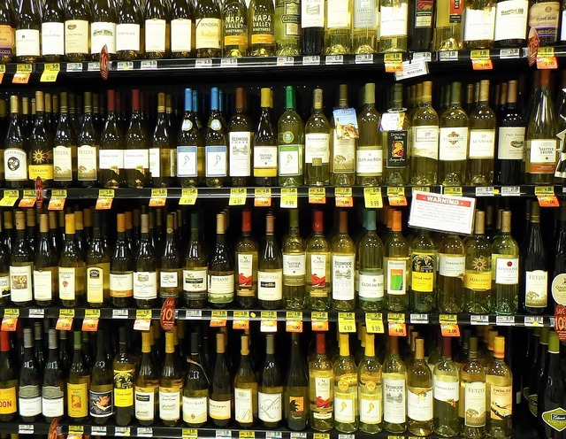 Usa california wine.