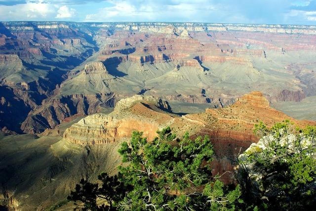 Usa colorado canyon.