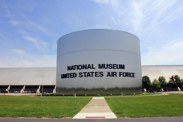 Usaf museum ohio museum, architecture buildings.
