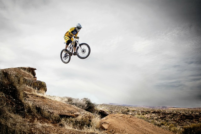 Utah mountain biking bike, sports.
