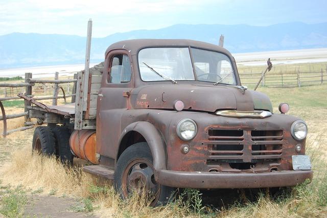 Utah truck usa, transportation traffic.