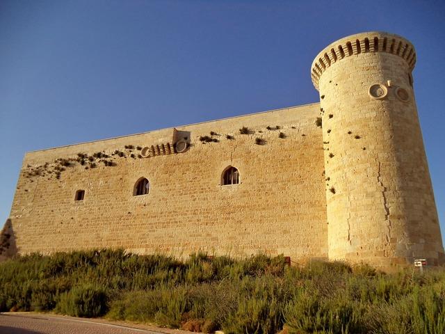Valdepero fuentes spain medieval, architecture buildings.