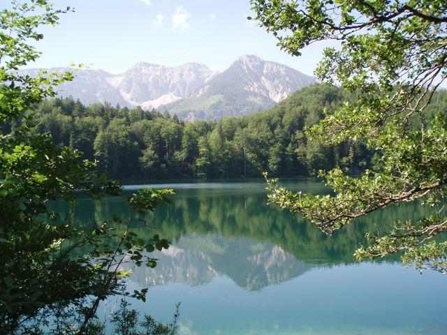 Valley within the meaning of alatsee füssen.