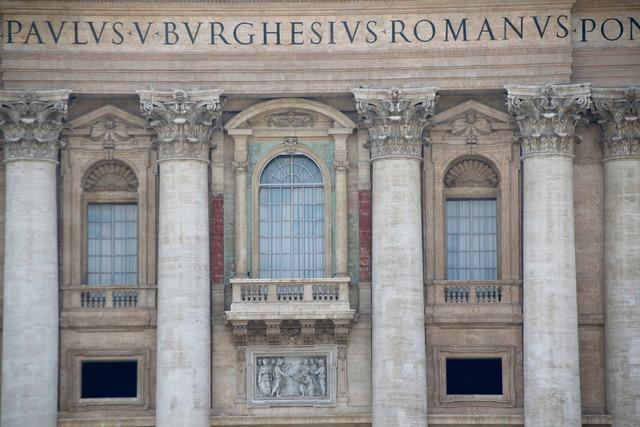 Vatican pope balcony, religion.