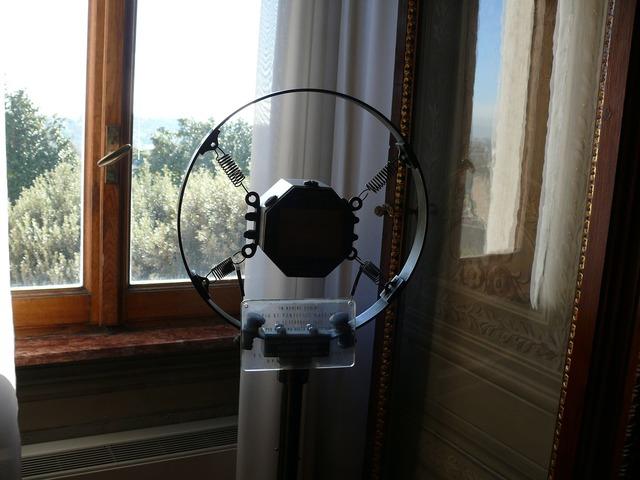 Vatican radio microphone marconi.