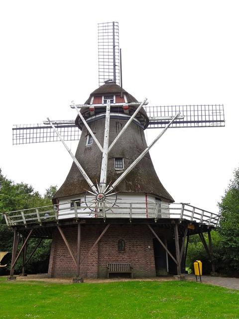 Veenpark bargercompascuum open-air museum, architecture buildings.