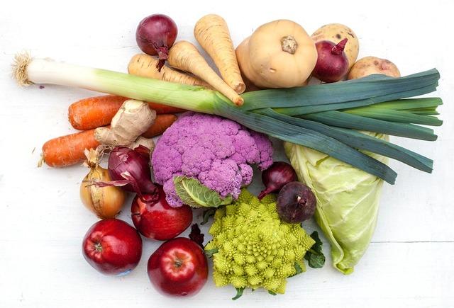 Vegetables season leek, health medical.