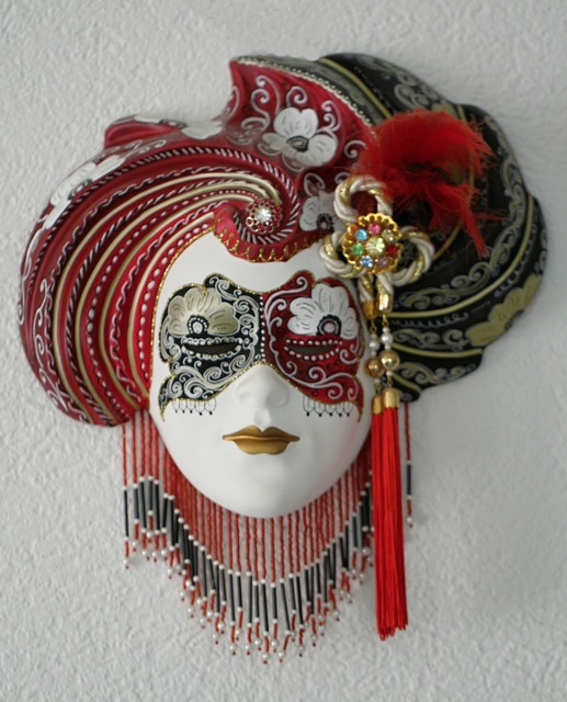 Venetian masks mask, beauty fashion.