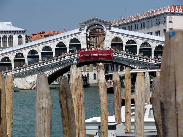 Venice bridge canale grande, architecture buildings.