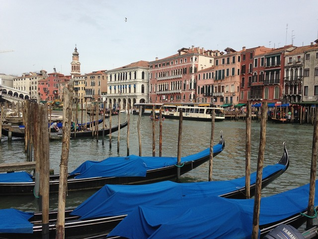Venice channel italy.