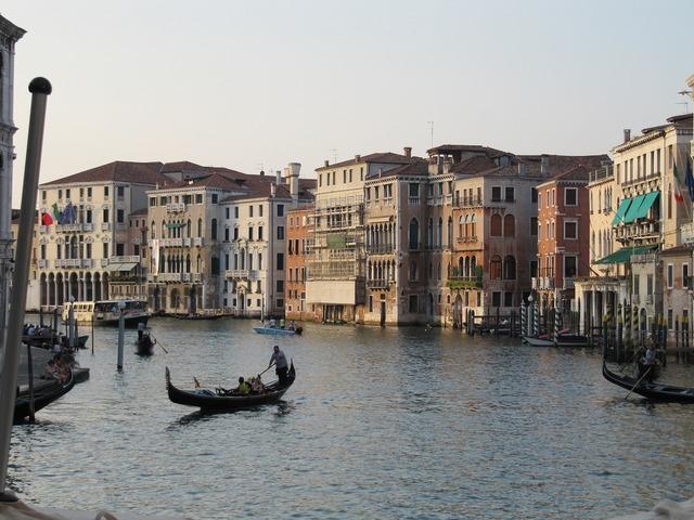 Venice gondola venezia.