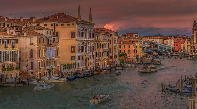 Venice italy ben.