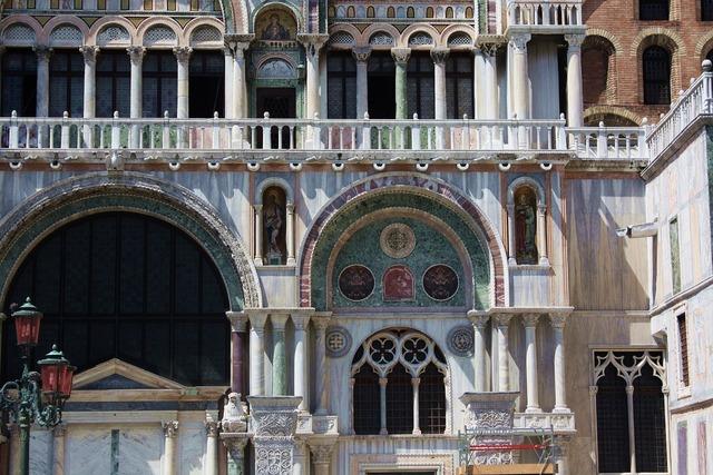 Venice monuments architecture, architecture buildings.