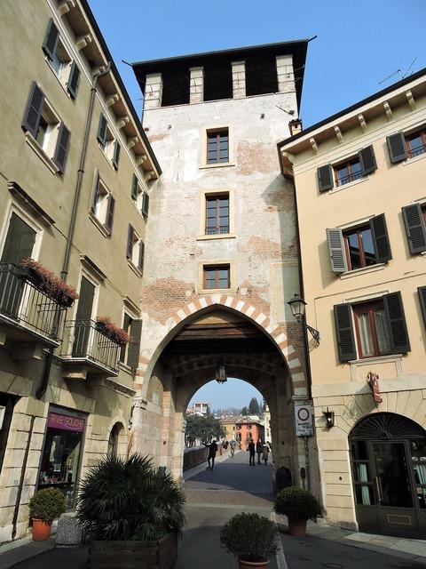Verona entrance torre.