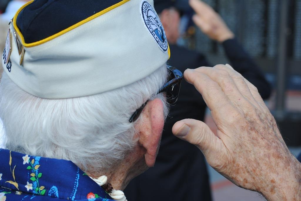 Veteran vet pearl harbor, people.