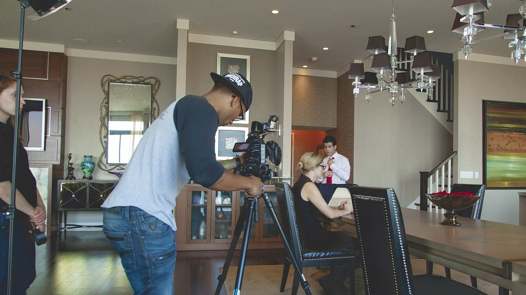 Video cinematography film, industry craft.