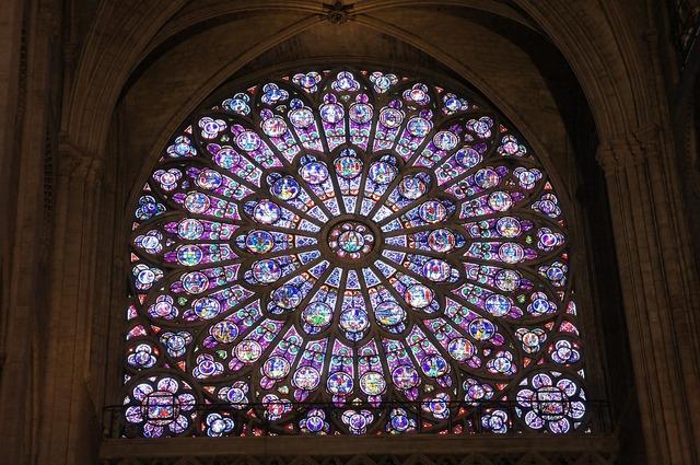 Vidral colors church, religion.