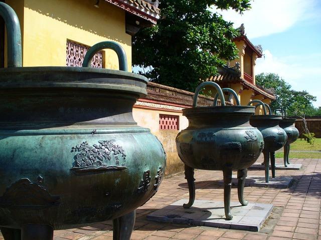 Vietnam boiler architecture, architecture buildings.