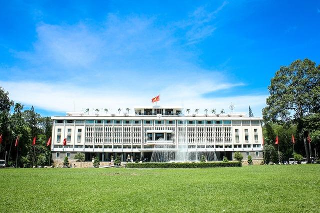Vietnam building hochiminh, architecture buildings.