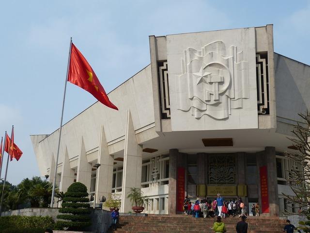 Vietnam hanoi asia, architecture buildings.