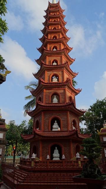 Vietnam honor monument me ho chi, nature landscapes.