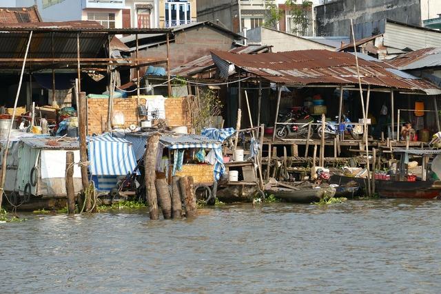 Vietnam mekong river river.