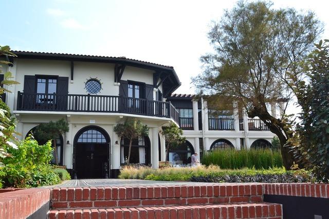 Villa landes house, architecture buildings.