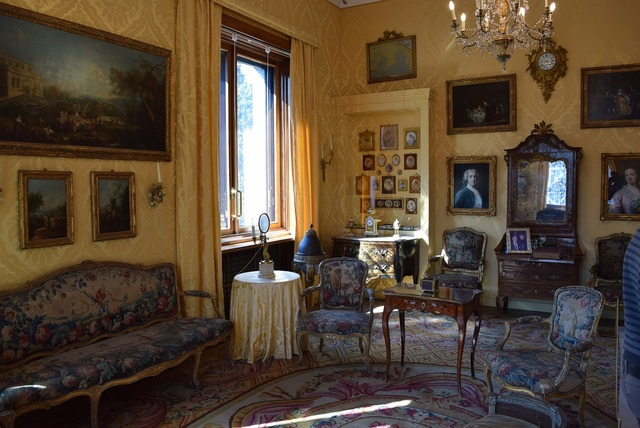 Villa museum necchi campiglio.