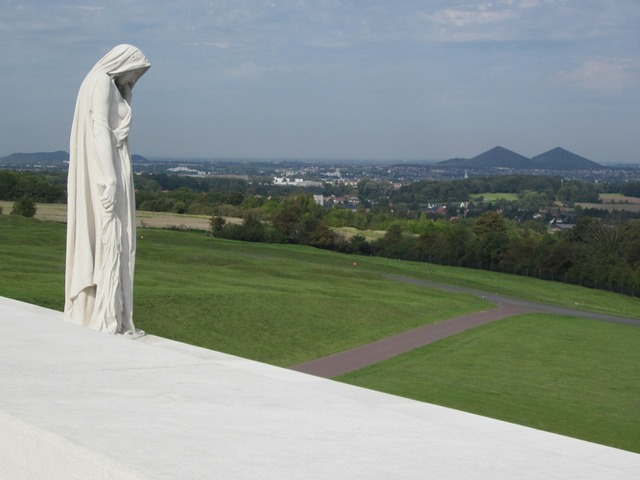 Vimy monument vimy ridge normandy.