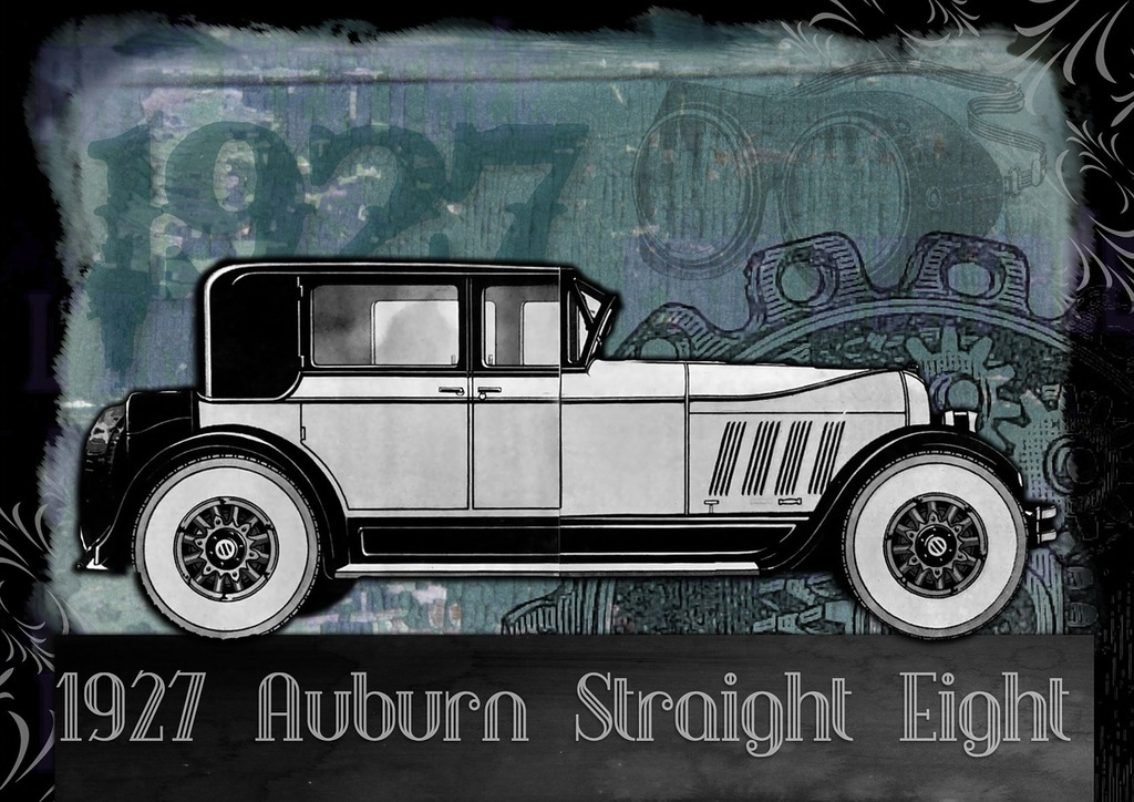 Vintage car automobile, transportation traffic.