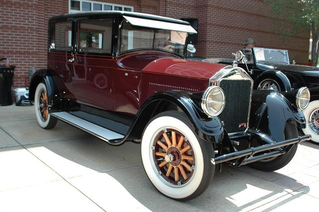 Vintage car classic automobile transportation, transportation traffic.