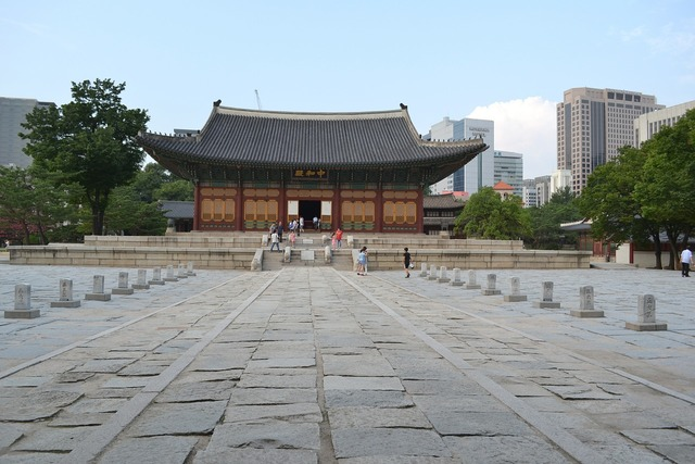 Virtue kotobuki shrine seoul forbidden city.