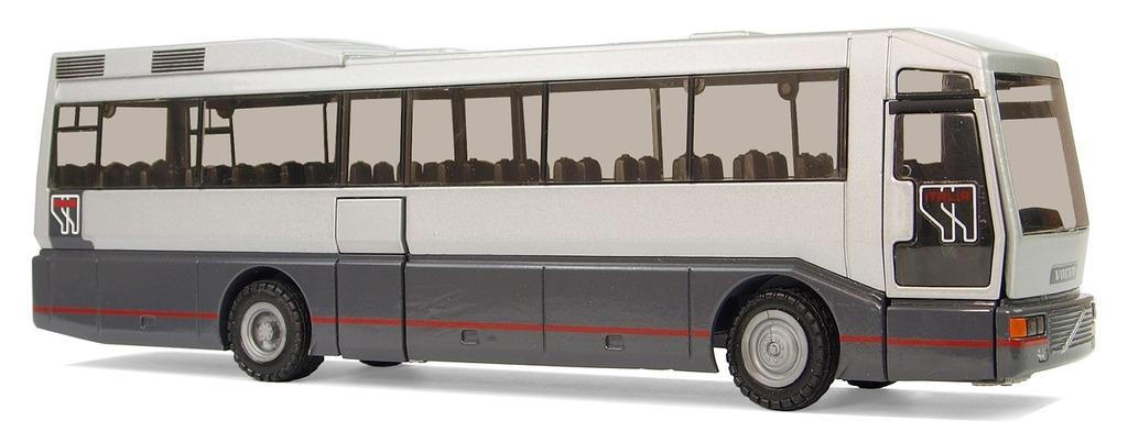 Volvo b10m body barbi.