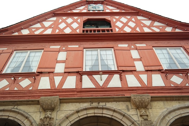 Waiblingen town hall stadtmitte, architecture buildings.