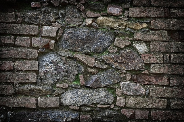Wall brick stone, backgrounds textures.