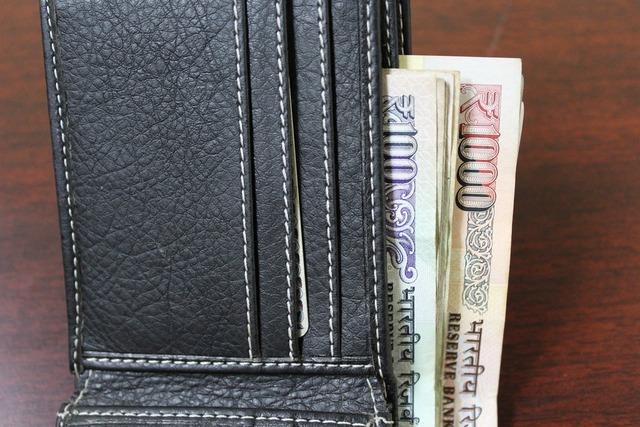 Wallet wallet money wallet with money, business finance.