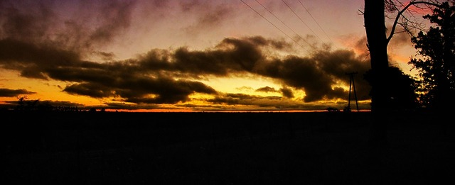 Wallpaper sunset landscapes, backgrounds textures.