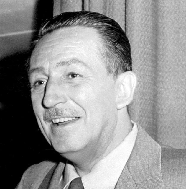 Walt disney businessman animator.
