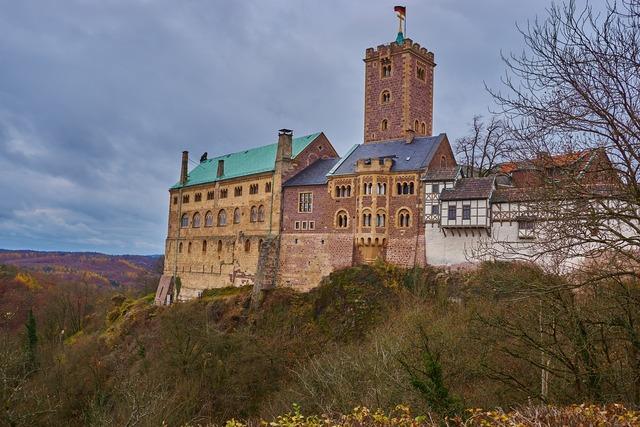 Wartburg castle castle fortress.