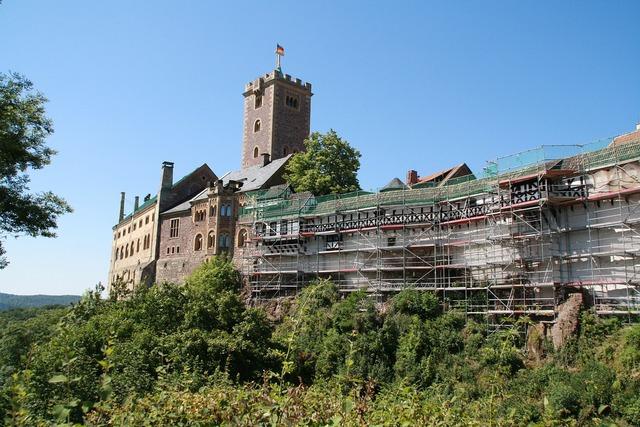Wartburg castle castle free photos.