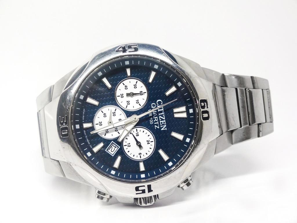 Watch clock time.