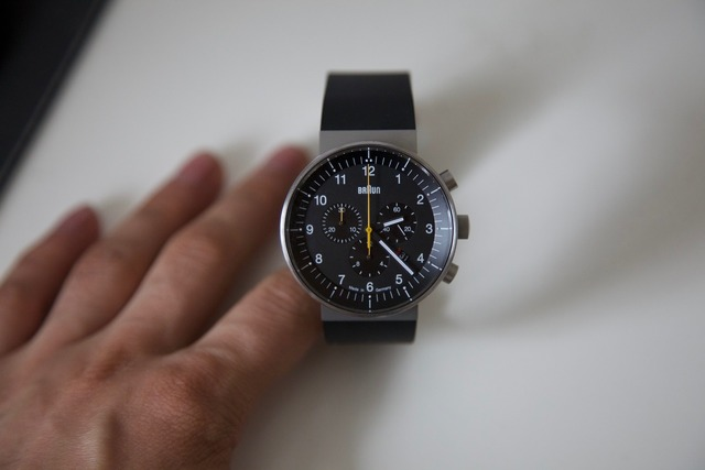 Watch simple modern.