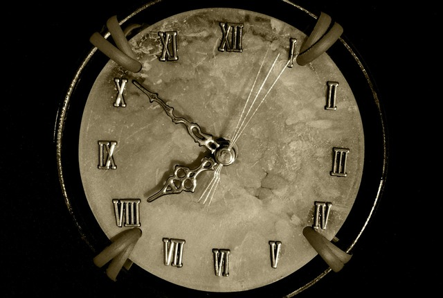 Watch time time passing.